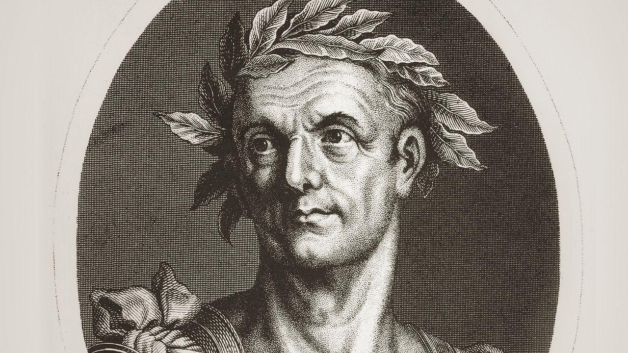 Julius Caesar, Roman soldier and statesman.