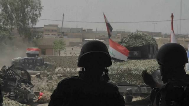 Iraqi forces close in on Mosul