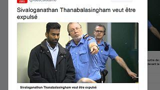 لاجئ متهم بقتل زوجته في كندا يطلب العودة إلى سيرلانكا