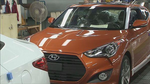 Hyundai e Kia recolhem milhares de veículos na Coreia do Sul