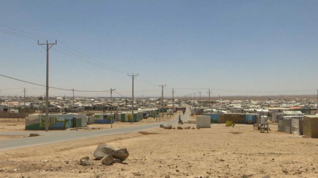 هيومن رايتس ووتش : الآلاف من اللاجئين السوريين يرحلون قسرا من الأردن