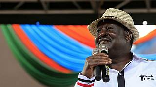[Photos] Kenya's opposition chief sends 'Letter from Jerusalem'