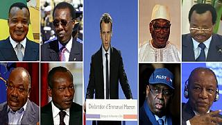 Macron's age makes him best person to close 'Francafrique' affair - Analyst
