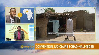 Accord de coopération judiciaire entre le Tchad, le Niger et le Mali