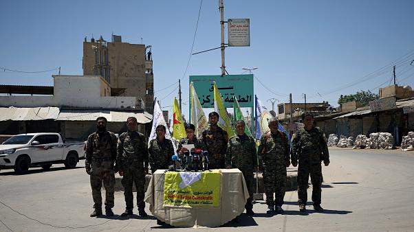 """""""قوات سوريا الديمقراطية"""" تطلق معركة """"الرقة"""" قريبا"""