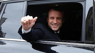 Όλα τα αυτοκίνητα των γάλλων προέδρων