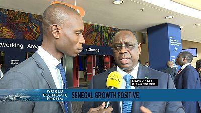 [Exclusive] Senegal's Macky Sall talks politics, terrorism and economy