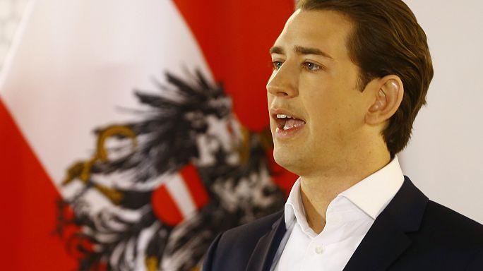 Sebastian Kurz fordert Neuwahlen für Österreich