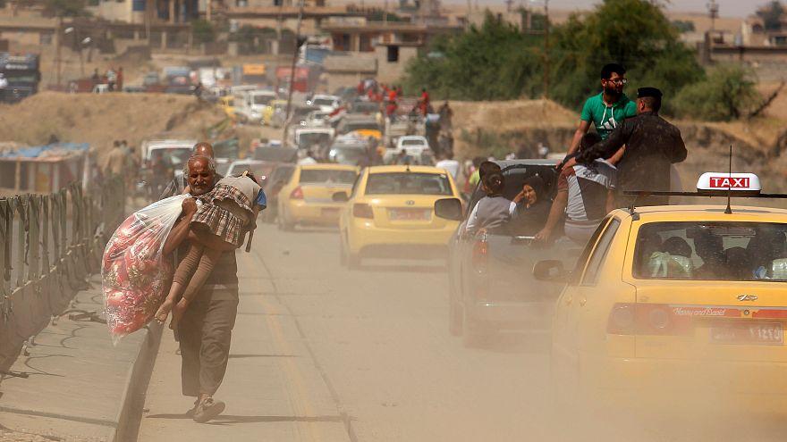 الحشد الشعبي يتجه لتحرير القيروان والبعاج من داعش