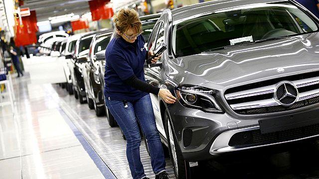 A német gazdaság dacol a globális politikai veszélyekkel