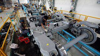 França: Emprego sobe no 1° trimestre