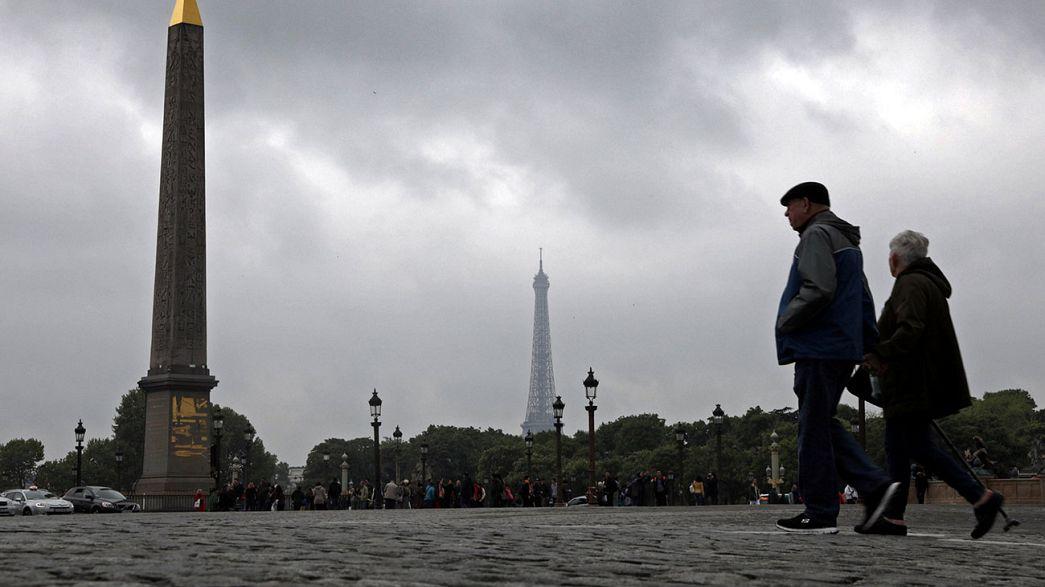 Frankreich: Aufatmen am Arbeitsmarkt