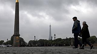French private sector employment increases