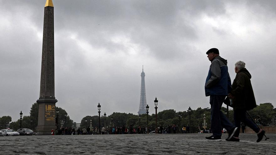 Рынок труда Франции на подъёме?