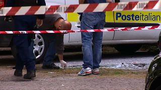 Sprengsatz explodiert in Rom