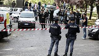 "Rome post office hit by ""protest"" bomb say police"