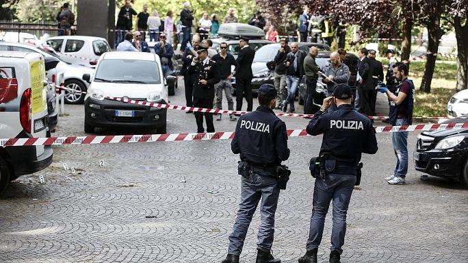 Bomba robbant Rómában