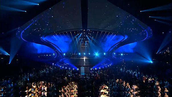 Eurovision : demande en mariage en direct