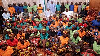 Spirited Chibok girls yearn to return to school - Nigerian minister