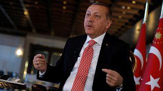 Vor USA-Besuch: Erdogan erneuert Kritik an Washington
