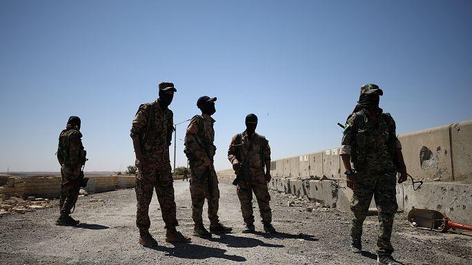 Már Rakka ostromára készülnek a Szíriai Demokratikus Erők