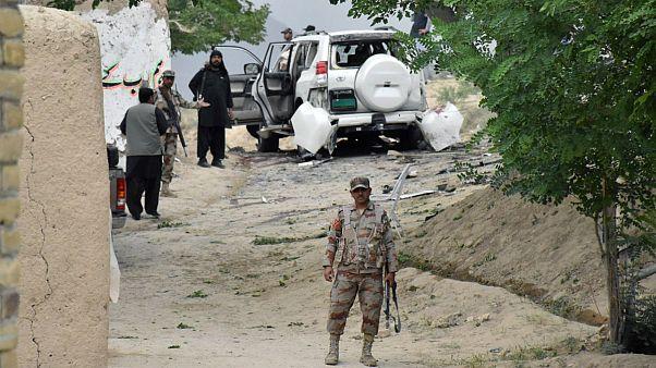 حمله انتحاری داعش در بلوچستانِ پاکستان ۲۵ کشته برجای گذاشت