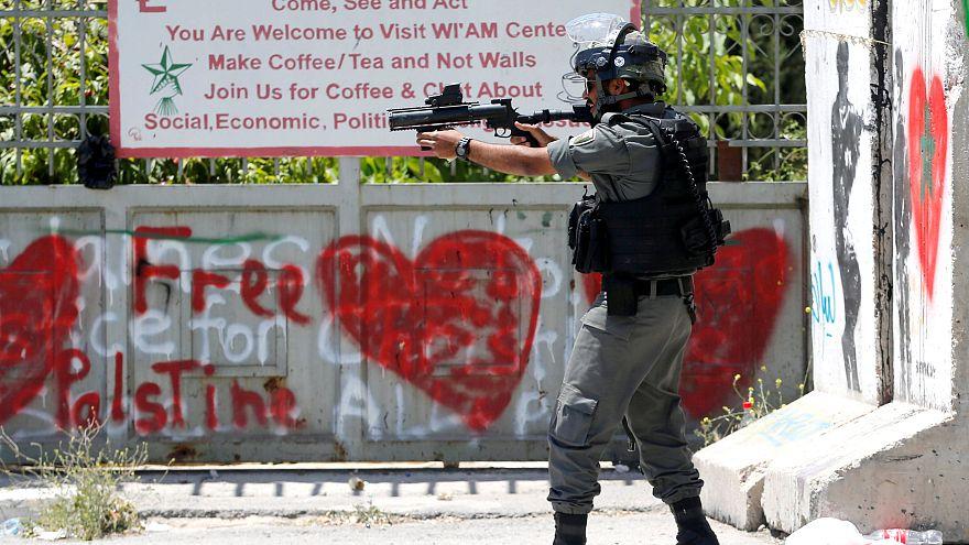 مقتل فلسطيني برصاص الجيش الإسرائيلي خلال مظاهرات تضامن مع الأسرى