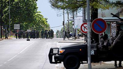 Côte d'Ivoire : important déploiement militaire autour de l'état-major à Abidjan