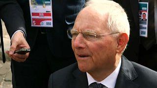 Schaüble pide en el G7 de Finanzas más protagonismo a EEUU