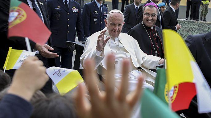 Óriási várakozás övezi a pápa portugáliai látogatását