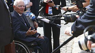 Schäuble: erős Egyesült Államokra van szükség