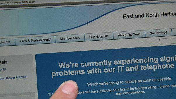 منظومة الرعاية الصحية البريطانية تتعرض للقرصنة الإلكترونية