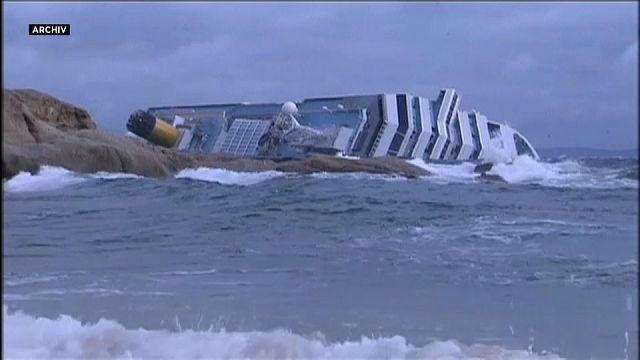 Costa Concordia: 16 Jahre Haft für Kapitän