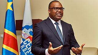 DR Congo election risks delay due to violence - EC chief