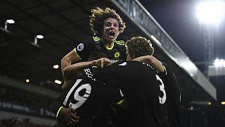 El Chelsea campeón de la Premier League por sexta vez tras ganar en el campo del West Bromwich