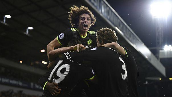 Chelsea sagra-se campeão inglês pela sexta vez