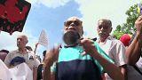Venezuela'da Maduro karşıtı gösterilere yaşlılar da katıldı