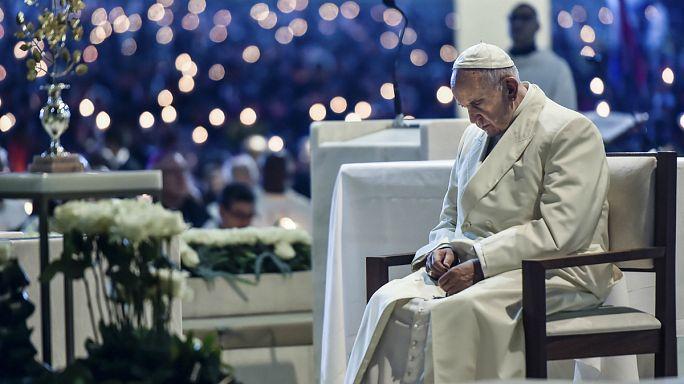 Centenário das Aparições de Fátima: Papa Francisco já descansa na Casa de Nossa Senhora do Carmo