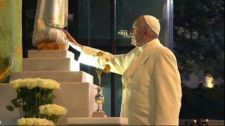 Католики отметили столетие явления Фатимской Богородицы