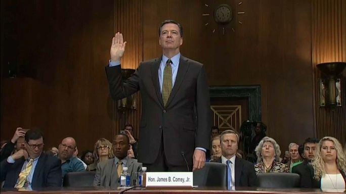 Trump droht FBI-Boss per Tweet: Was steckt dahinter?