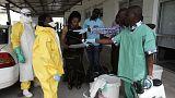 У ДР Конго виявили випадок зараження вірусом Ебола