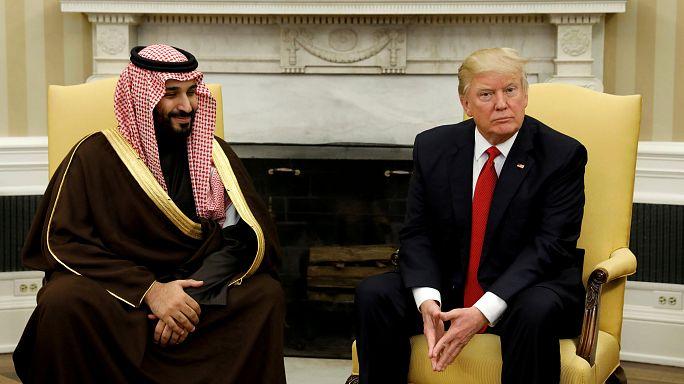 قبل زيارة ترامب.. لمسات أخيرة على صفقة أسلحة بمئة مليار دولار بين واشنطن والرياض
