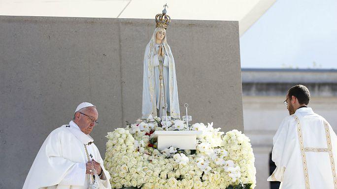 Centenário das Aparições: Papa já canonizou Jacinta e Francisco Marto em Fátima