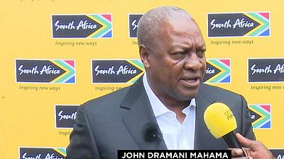Corruption not African, it's a global problem – Ex-Ghana president