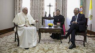 Centenário das Aparições: António Costa ao lado do Papa na ajuda aos mais frágeis