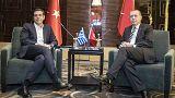 Συνάντηση Τσίπρα με Ερντογάν στην Κίνα