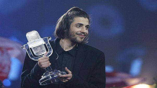 Salvador Sobral reinscreve Portugal no mapa da Eurovisão