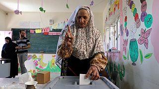 Helyi választásokat tartanak Ciszjordániában