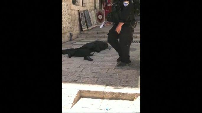 الشرطة الإسرائيلية تقتل أردنيا في القدس العتيقة