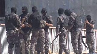 مبارزان کُرد در ۴۰ کیلومتری رقه؛ اردوغان در راه واشنگتن